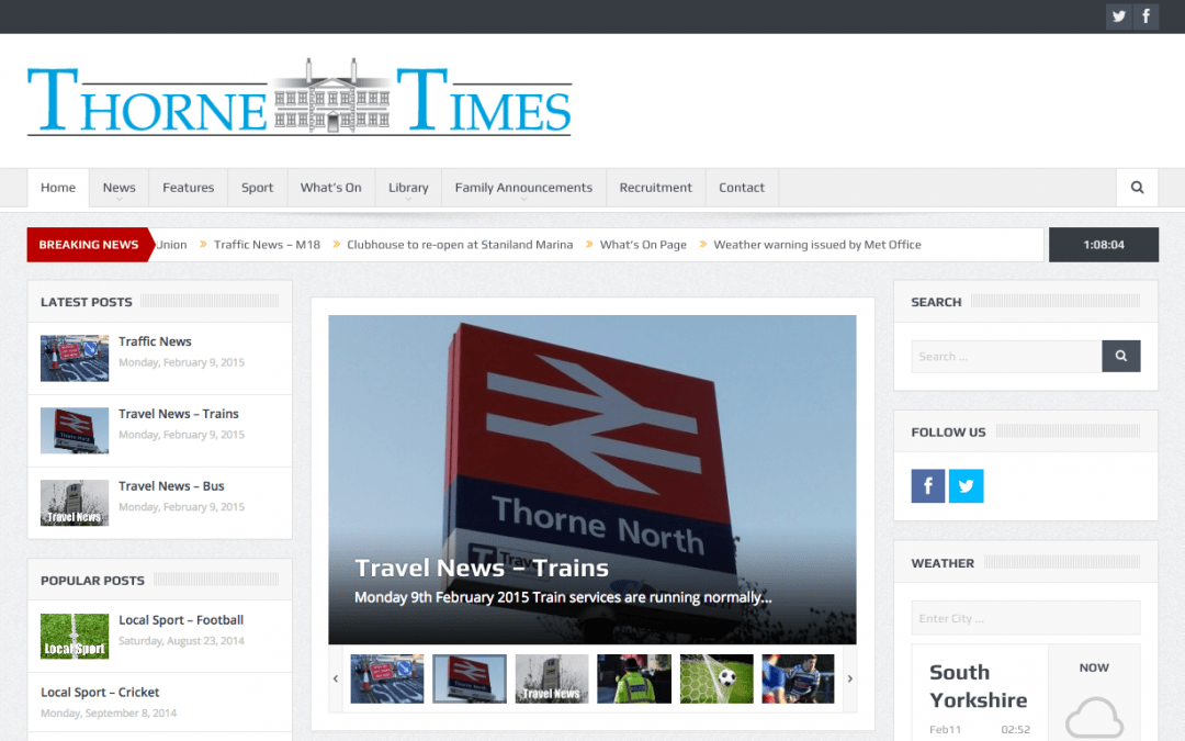 Thorne Times