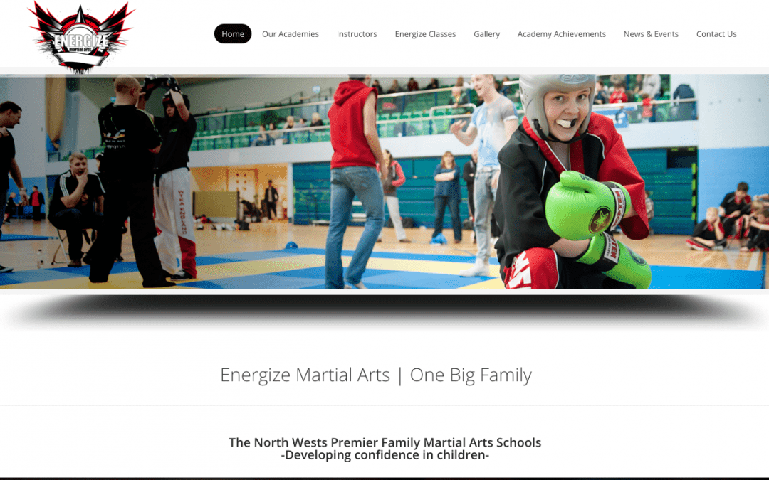 Energize Martial Arts