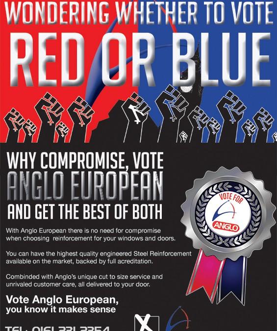 Vote Anglo European Campaign