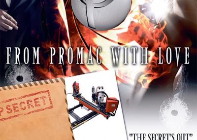 Promac Advertisements