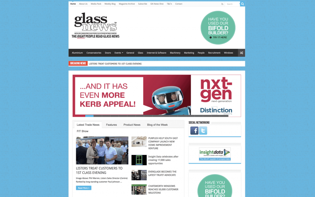 Glass News