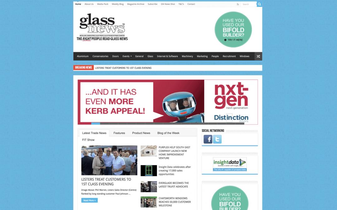 Glass News