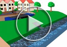 JDP Rain Box Animation